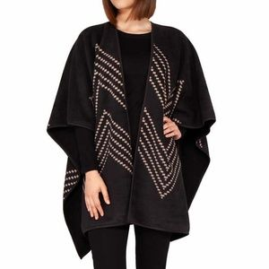 NWT Ike Behar Women's Fashion Shawl Wrap OS